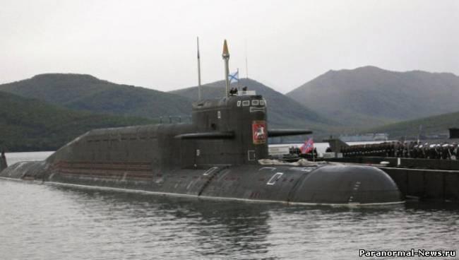 тихоокеанский флот все подводные лодки
