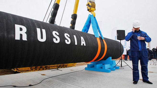 На сей раз Евросоюзу мешают российские трубы