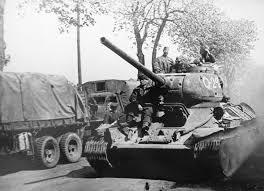 «Валентайн» - укротитель «Тигра» и почти беспомощный Т-34–76