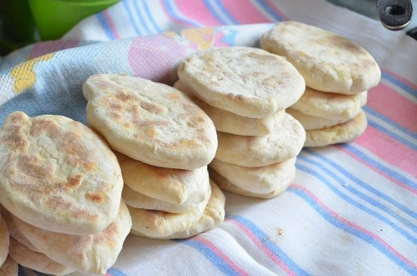 Пирожки с картошкой «Бабушкины», без вредного обжаривания!