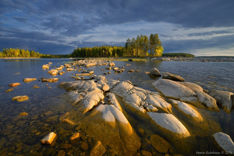 Сегозеро глубокое озеро, природа, факты
