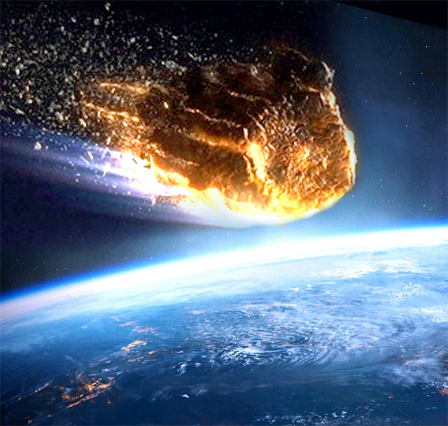 According to him, he garnered enough evidence that planet x will collide with earth and will cause its destruction