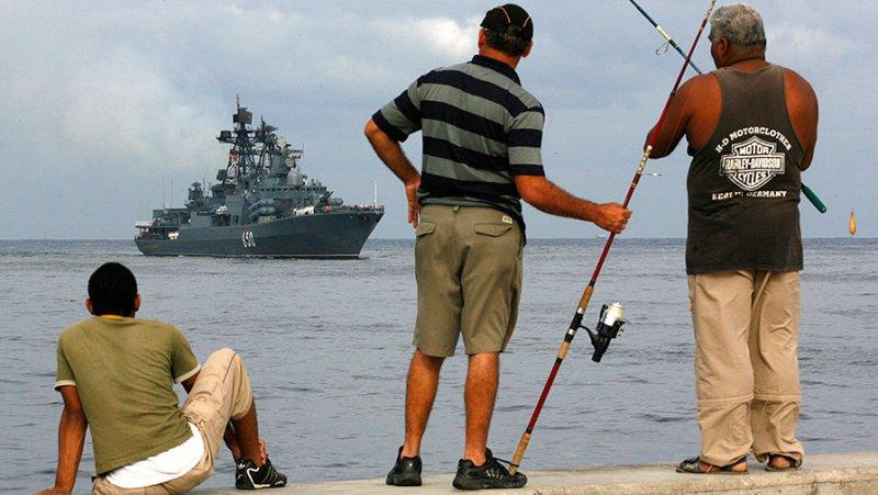 Москва может отрезвить США восстановлением баз на Кубе