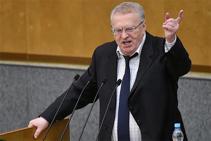 Жириновский ясно объяснил, сколько осталось режиму на Украине..