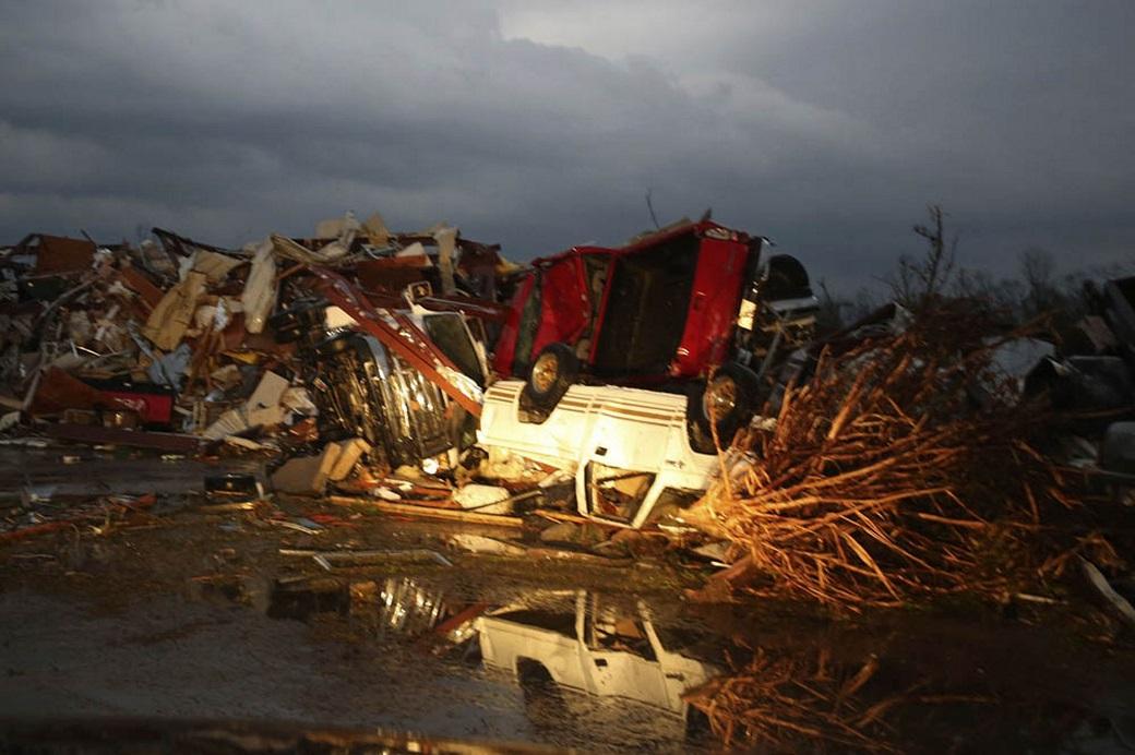 smssha 1 Торнадо в США