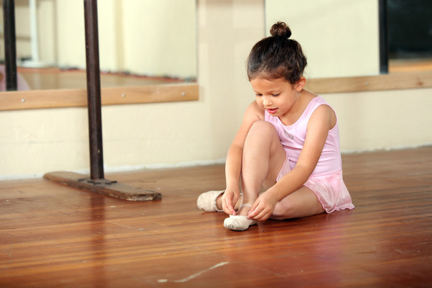 балет для ребенка