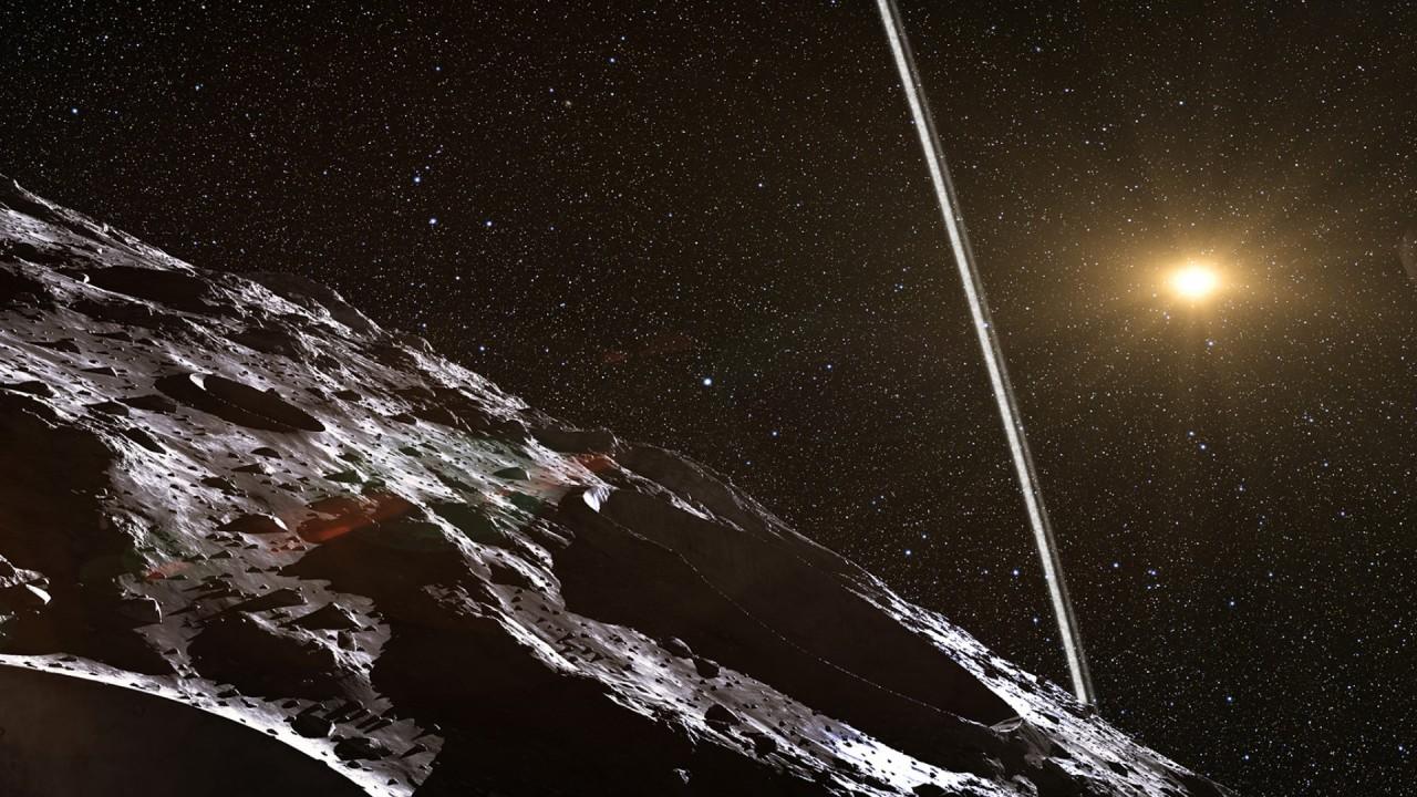 Чем угрожал Земле астероид под названием 2012 ТС4