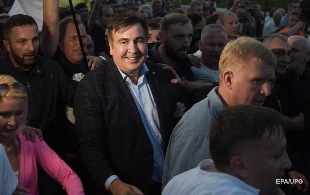 """""""В эту ночь решили генацвале перейти границу у реки"""", или Как Саакашвили опозорил Порошенко"""