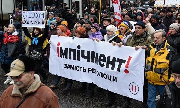 Сторонники Саакашвили озвучили еще одно требование украинским властям