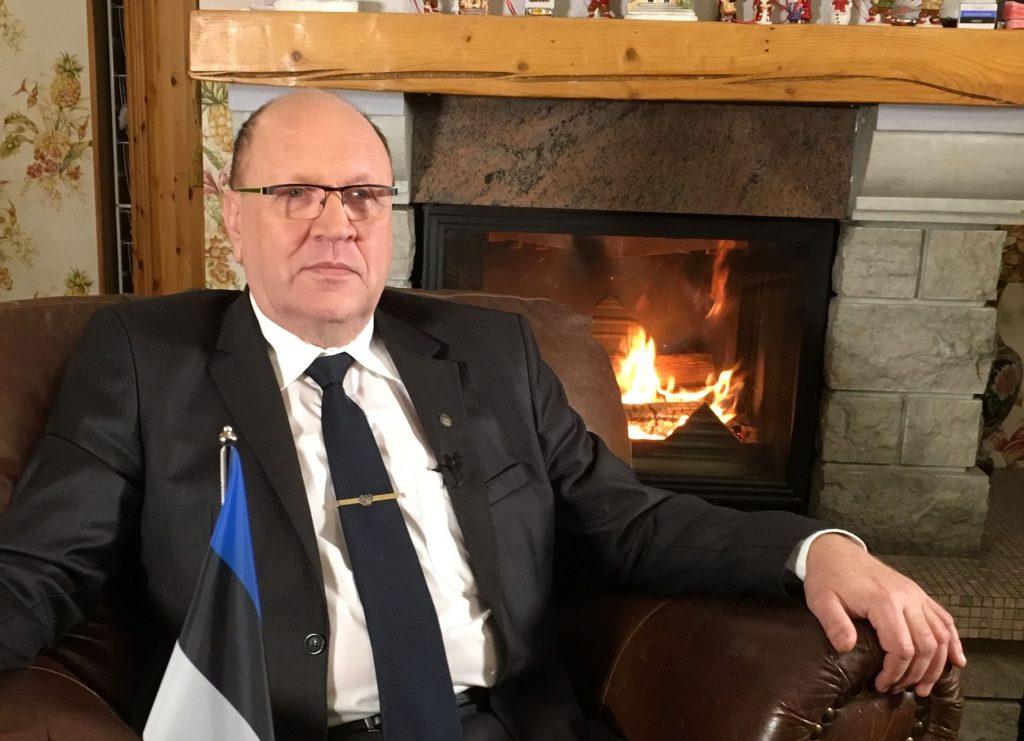 Март Хельме: я не стыжусь того, что во мне течет русская кровь