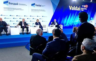 """Ядерные испытания, терроризм и Украина: о чем говорил Путин на """"Валдае"""""""