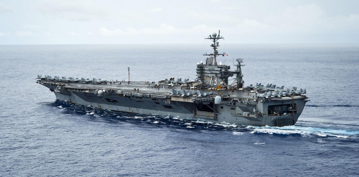 Пять способов, которыми Россия и Китай могут потопить американские авианосцы