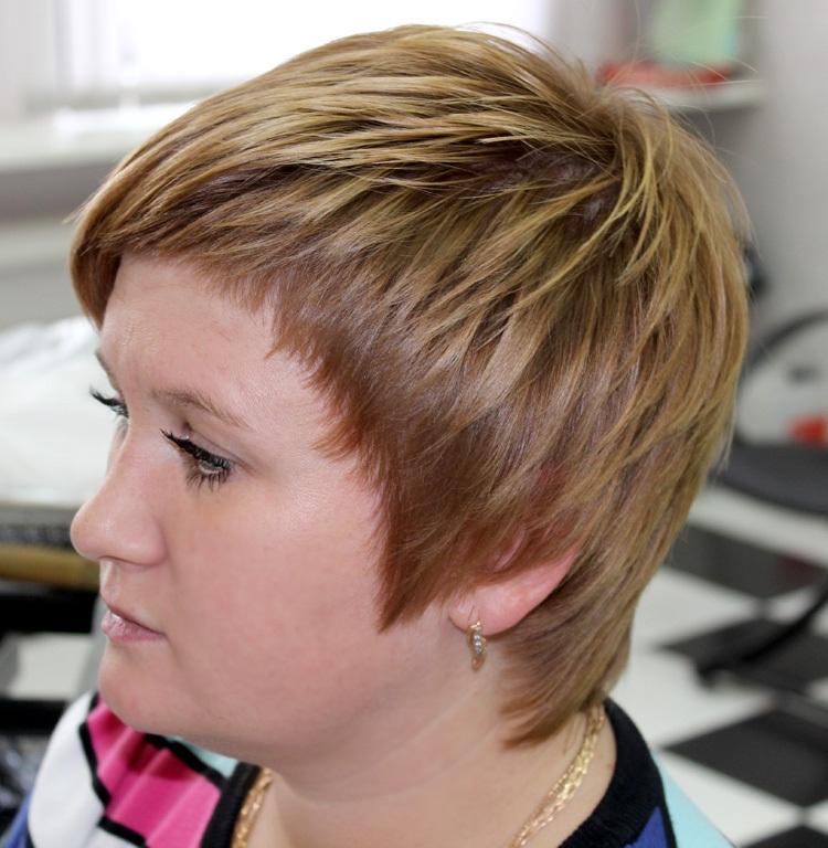 3д стрижка волос