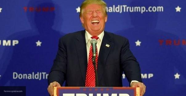«Трамп-вандал»: в Лондоне мужчина в парике президента США испортил авто