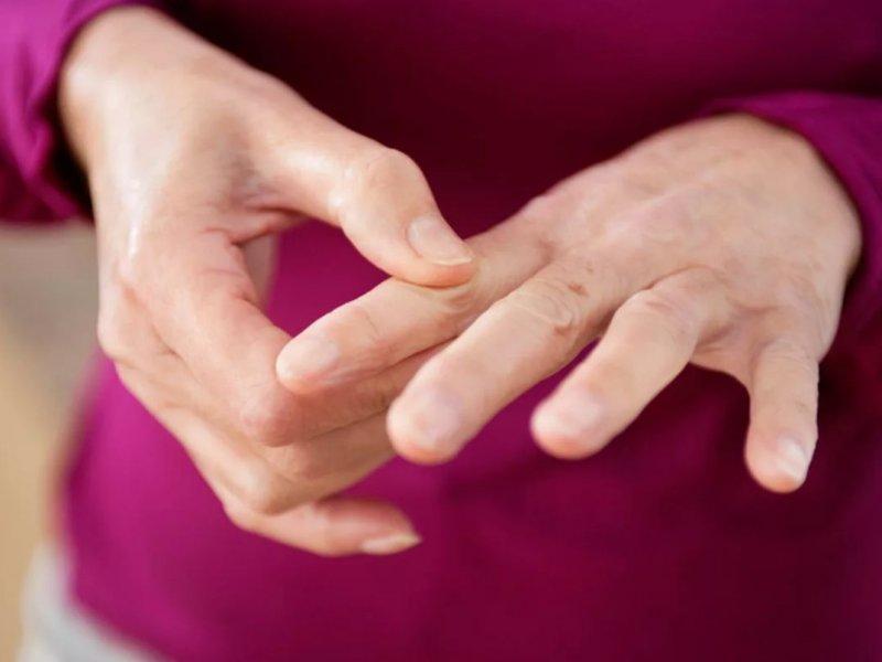 онемение в пальцах