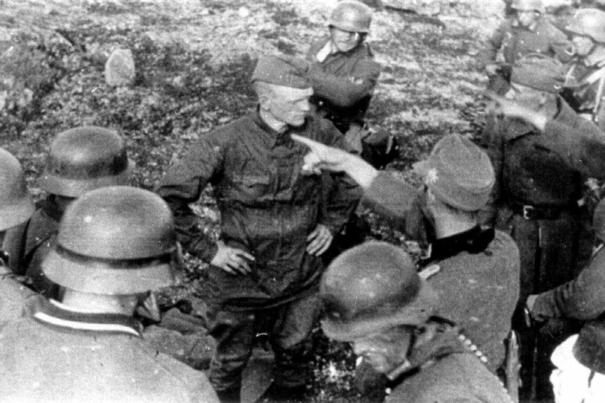 Русских не победить. Июль. 1941. Высота 122