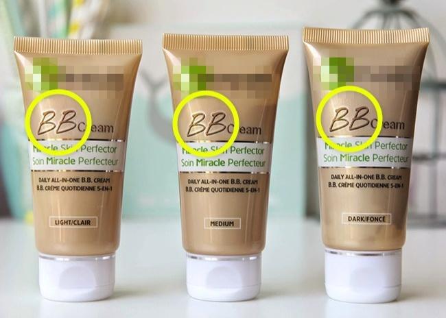 Что означают маркировки BB CC DD и PP на кремах