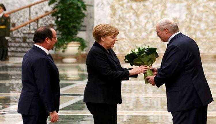 Лукашенко в угоду ЕС разместит в Белоруссии мигрантов