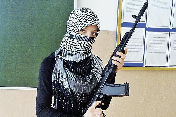 Мордовский «халифат»: в школу в хиджабе и с автоматом