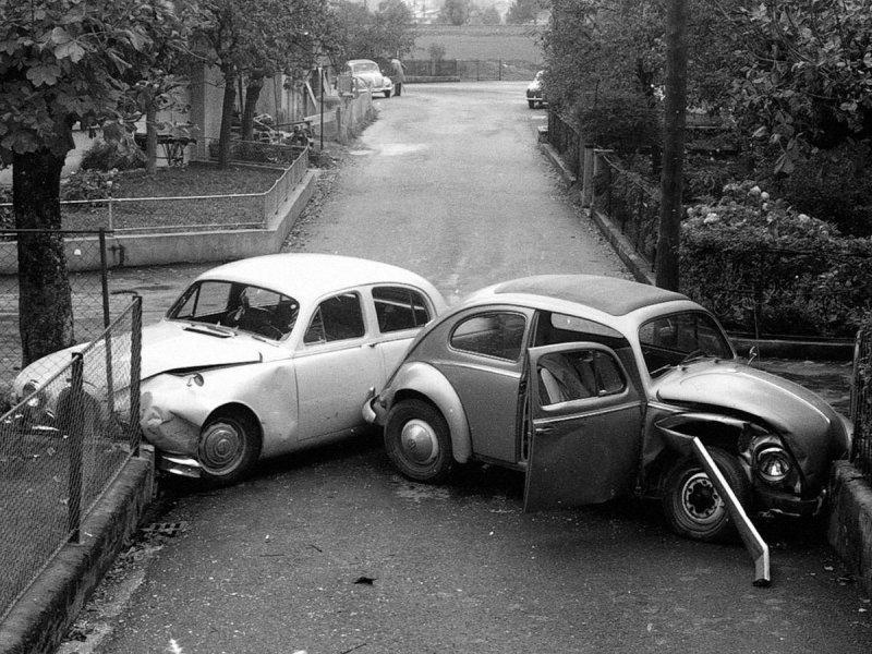 Арнольд Одерматт: печаль и красота аварий