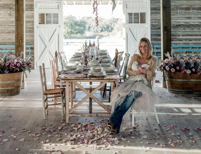 Сказка с блошиного рынка: Как домохозяйка Рэйчел Эшвилл последовала за мечтой и создала собственный стиль интерьера