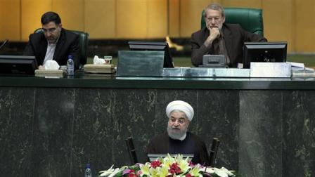 Парламент Ирана одобрил кандидатуры 16 министров кабинета Роухани