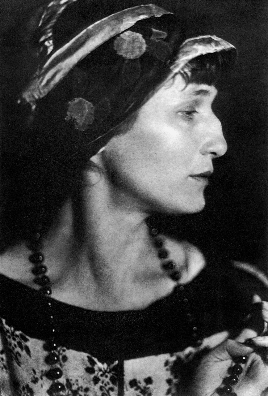Анна Ахматова - поэтесса с магическим даром