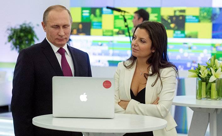Симоньян объяснила решение Путина о воссоединении с Крымом