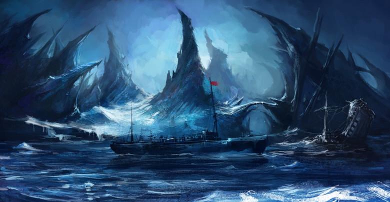 """Тайна северных """"исчезающих"""" островов"""