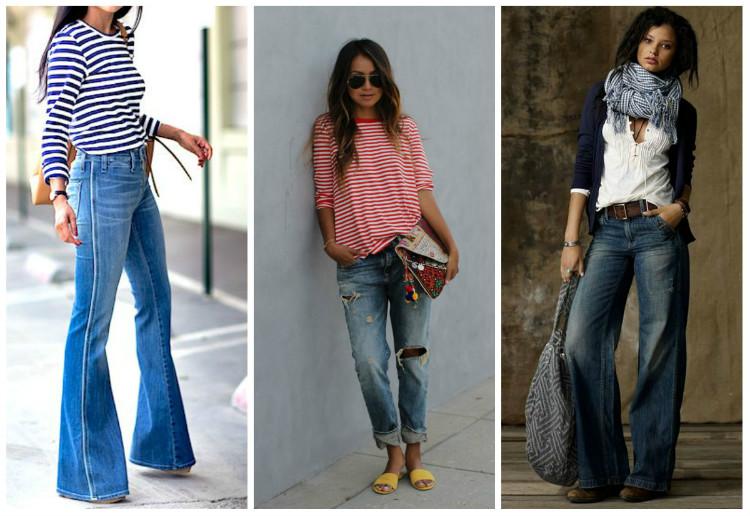 Стиль Casual для женщин, фото: джинсы