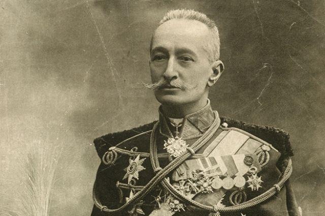 Генерал Брусилов – свой среди чужих