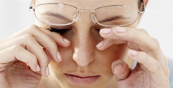 11 народных способов от усталости глаз