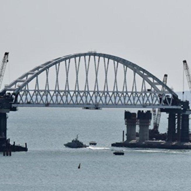 Путин, Крымский мост, горькие слёзы США.