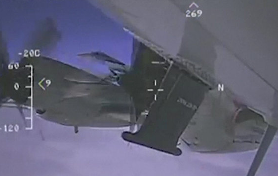 Минобороны рекомендовало Пентагону прекратить полёты у границ России