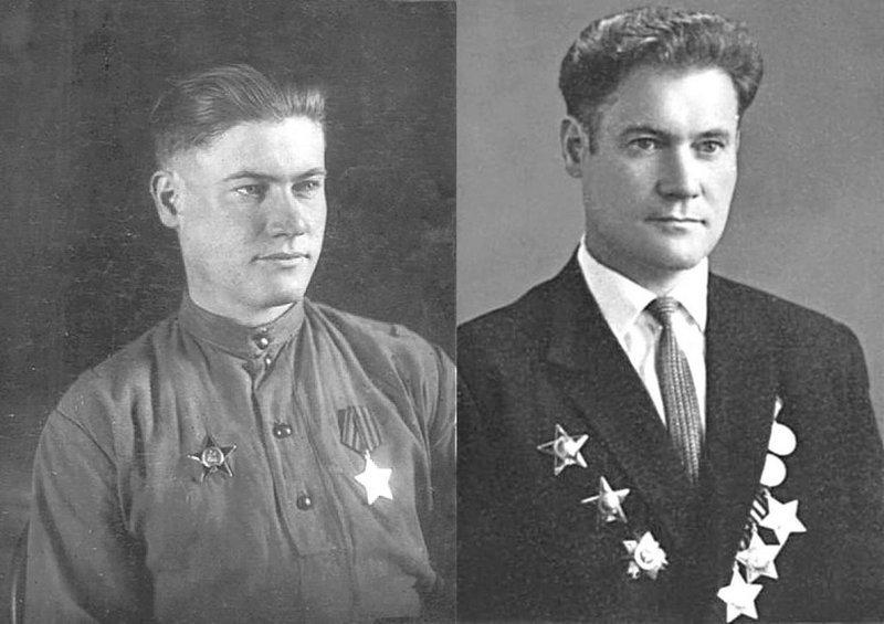 """Иванов Мстислав Борисович - """"Я ходил за линию фронта"""""""