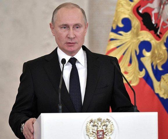 Путин лично примет ответные меры на «кремлевский доклад» США