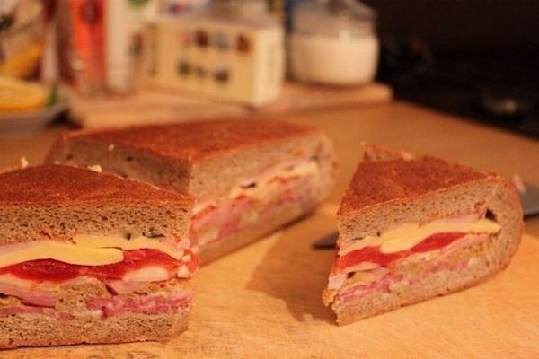 Рецепт любимых бутербродов нашей семьи