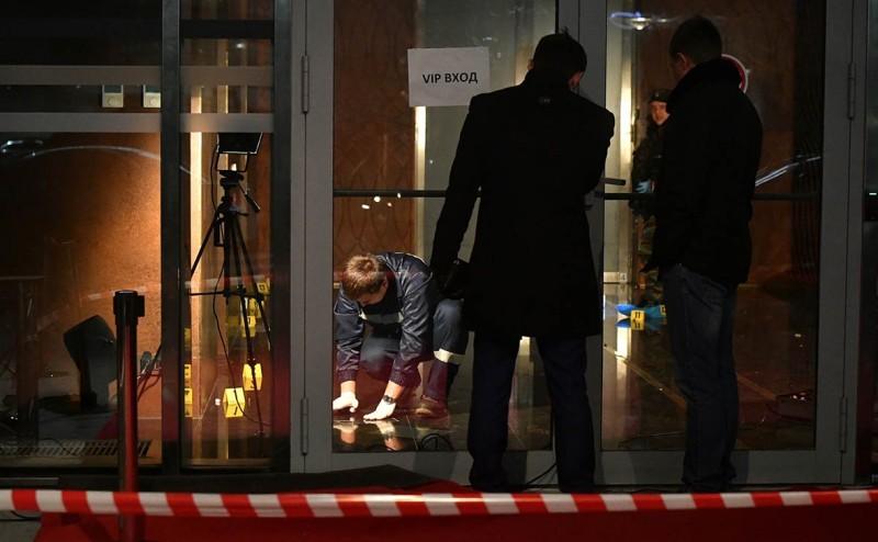 Перестрелка в Москве, в Москва-сити: шестеро охранников ранены, вечеринка блатных удалась