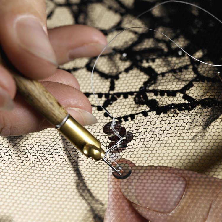 Высший класс — секреты люневильской вышивки