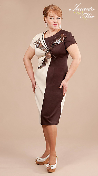 Стиль Одежды Для Полных Женщин 50 Лет