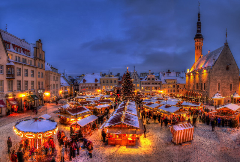 Интересные факты о Таллине