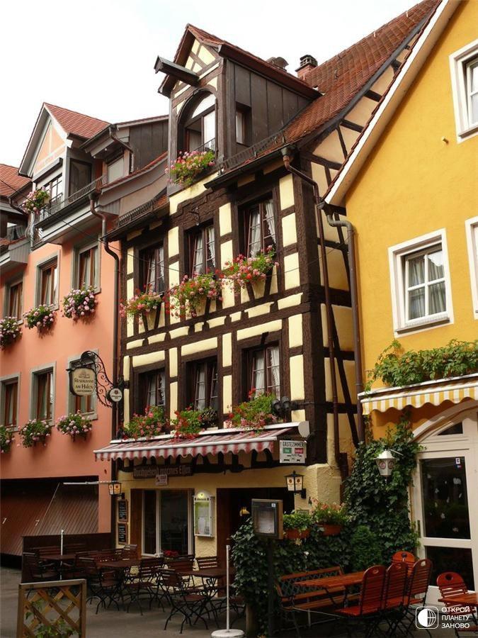 Меерсбург, Германия