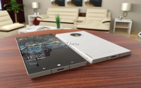 Смартфон Microsoft Surface Phone показался на качественных фото