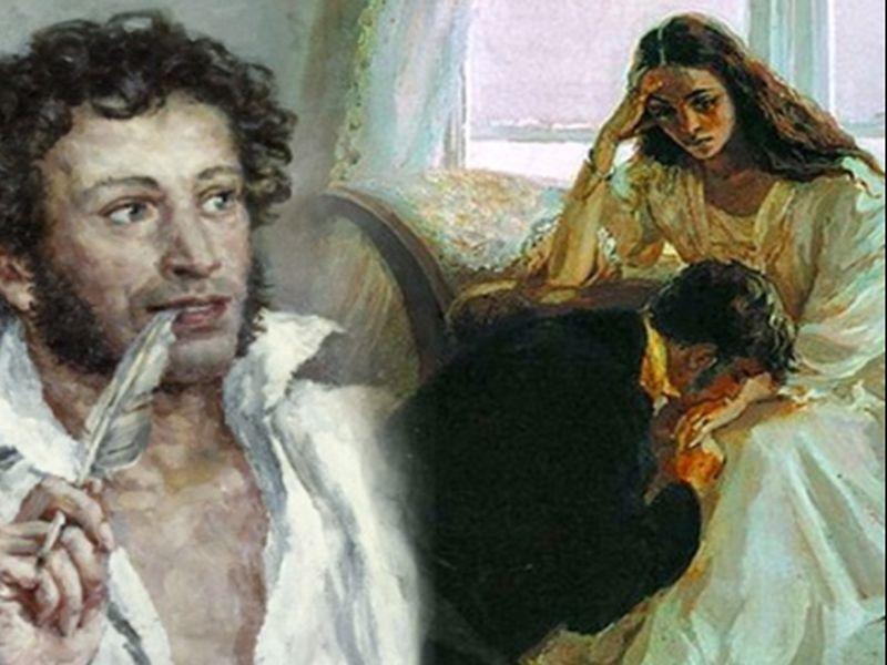 Ольга Калашникова — крепостная любовь Пушкина