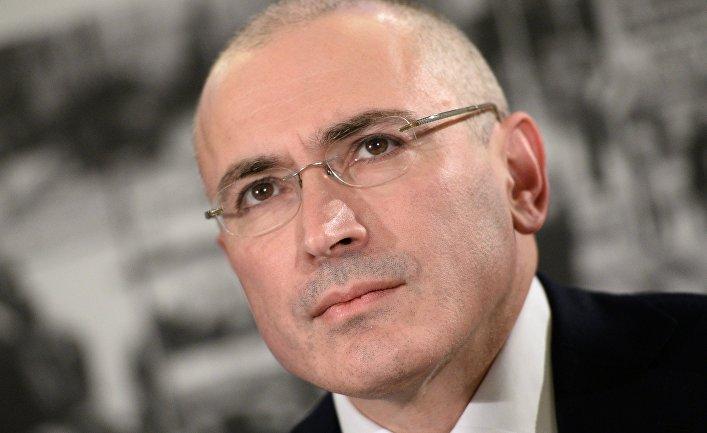 Ходорковский путает следы, ч…