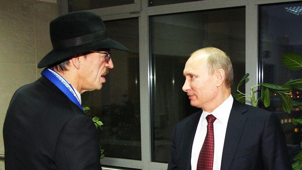 Михаил Боярский о Путине: «Это личность номер один на земном шаре»