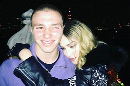 Мадонна прокомментировала задержание сына за хранение наркотиков