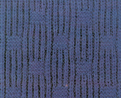 Коллекция схем патентных резинок спицами. Часть3