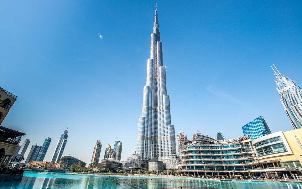14 самых высоких зданий и мест в мире