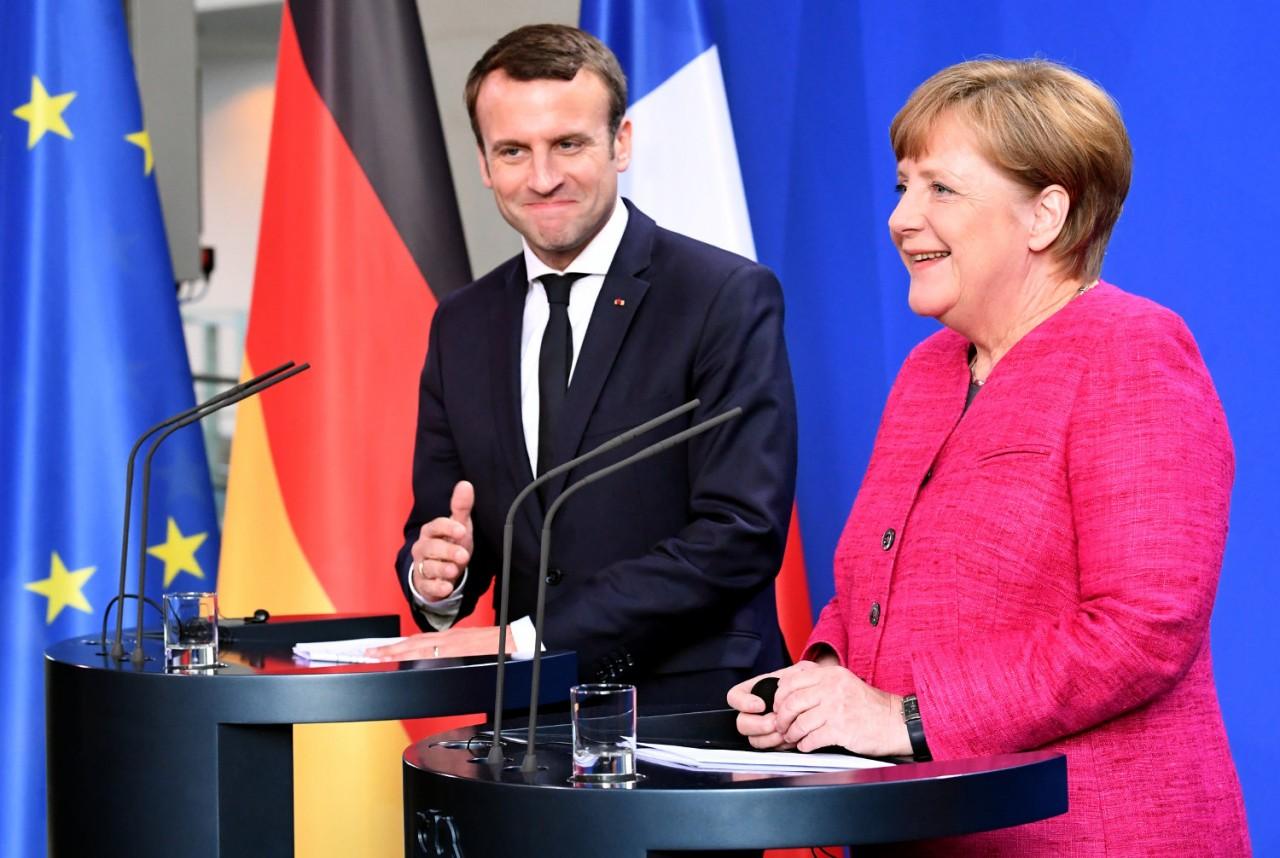 Германия и Франция начали ст…